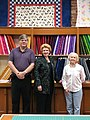 Visiting Dancing Dogs Quilt Shop in Plainwell. (29655219983).jpg