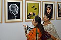 Visitors - Abhoy Nath Ganguly Solo Exhibition - Kolkata 2013-07-04 0844.JPG