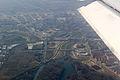 Vista aèria presa del Canal de Seròs.JPG