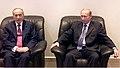 Vladimir Putin in Azerbaijan 9-10 January 2001-2.jpg
