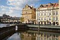 Vltava River and the Charles Bridge, Prague - 7976.jpg