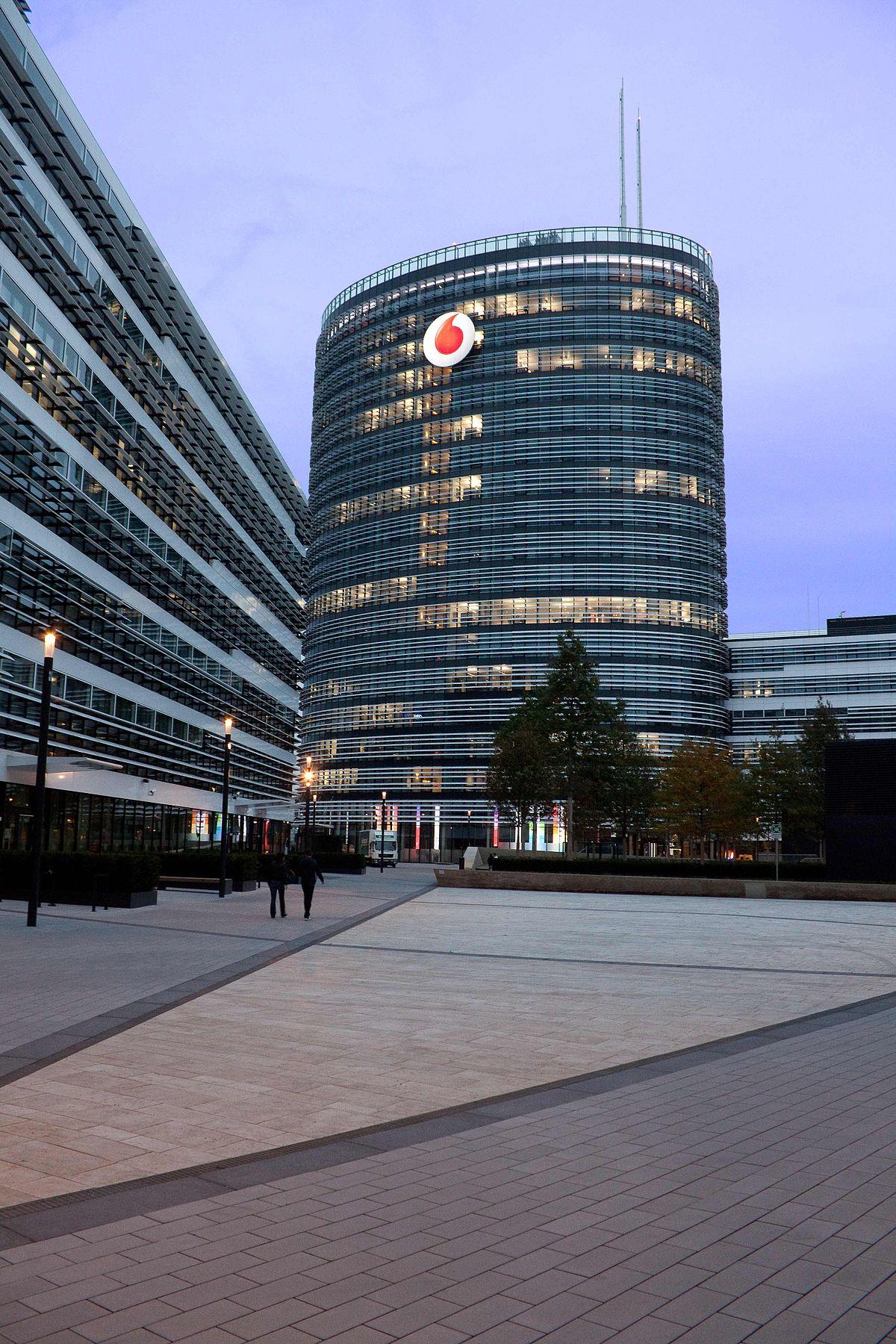 Vodafone-Campus – Wikipedia