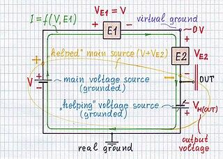 Super Circuit Idea Voltage Compensation Wikibooks Open Books For An Wiring Database Gramgelartorg