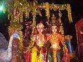 Vrindavan Krishna and Radha.JPG