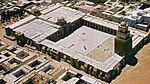 Vue aérienne de la Grande Mosquée de Kairouan - aerial view of Kairouan's Great Mosque.jpg