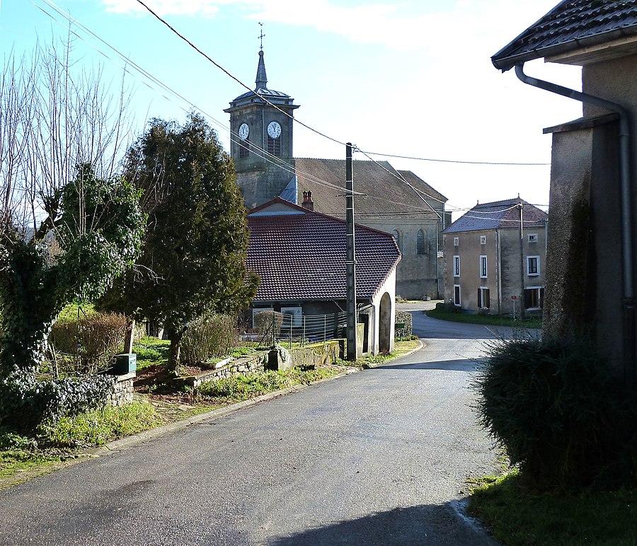 Magny-lès-Jussey