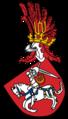 Vytis COA Lithuania.Codex Bergshammar.png