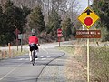 W&OD Trail - Intersection @ Cochran Mill Rd, Leesburg, VA.JPG