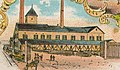 Wörth am Main Fabrik-Schloss Litho AK detail 1907.jpg