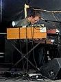 WEGGEVOERD playing in Elisabeth Park (DSC 8149).jpg