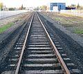 WES maint track Wilsonville Oregon.JPG