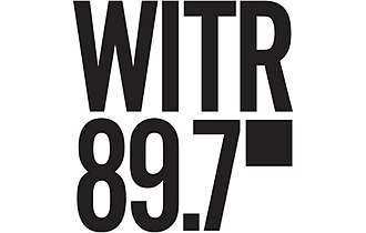 WITR - Image: WITR FM logo March 2010