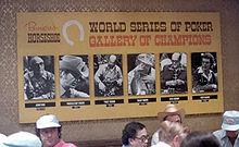 World Series of Poker - Wikipedia
