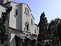 Wadsworth Theater in Los Angeles angle view.JPG