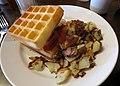 Waffle sandwich (16358794007).jpg