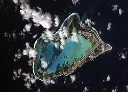 Wake Atoll ISS001