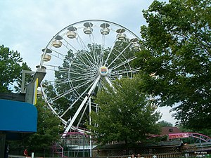 Waldameer Park - Giant Wheel