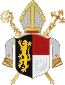 Coat of arms of the Diocese of Gurk-Klagenfurt