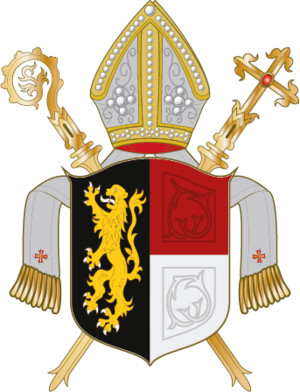 Bishop of Gurk - Episcopal coat of arms