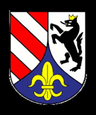 Dürrlauingen - Image: Wappen Dürrlauingen