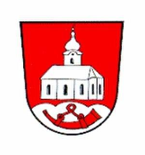 Schwarzhofen - Coat of arms of Dieterskirchen