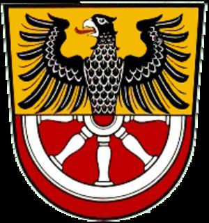 Marktredwitz - Image: Wappen Marktredwitz