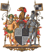 Wappen Preußische Provinzen - Hohenzollernsche Lande