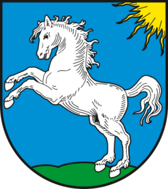 Stolberg-Rossla - Image: Wappen Rossla