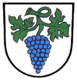 Coat of arms of Weingarten (Baden)
