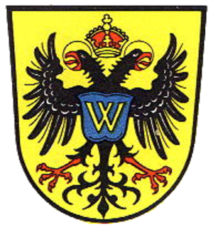 Donauwörth - Image: Wappen donauwoerth