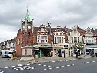 Wealdstone Human settlement in England