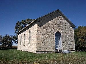 Ole Peter Petersen - Washington Prairie Methodist Church