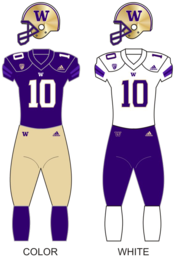 A.J. Kneip Washington Huskies Football Jersey - Purple