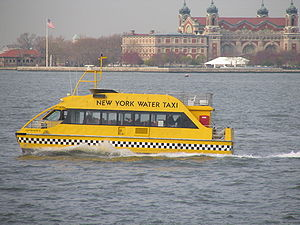 New York Water Taxi - Image: Water Taxi