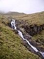 Waterfall, Buscoe Sike - geograph.org.uk - 365126.jpg