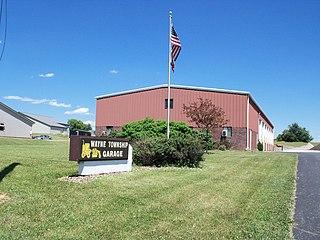 Wayne Township, Wayne County, Ohio Township in Ohio, United States