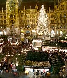 Dortmunder Weihnachtsmarkt Stände.Weihnachtsmarkt Wikipedia