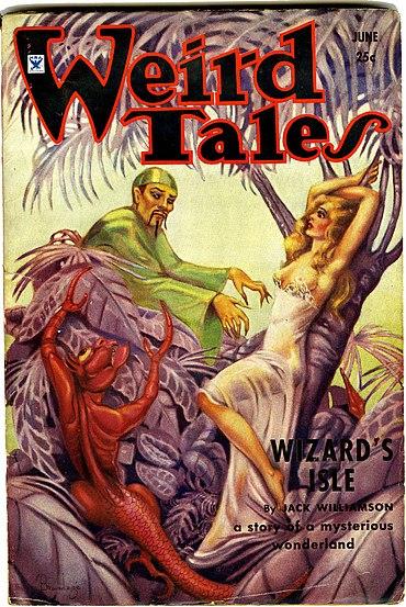 Weird Tales June 1934