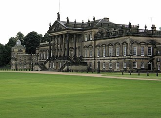 Wentworth Woodhouse - The East Front in 2008