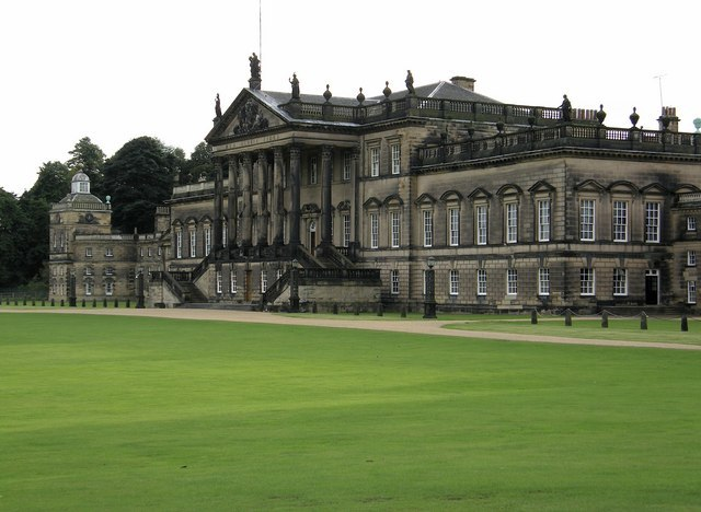 Wentworth Woodhouse - geograph.org.uk - 1039905