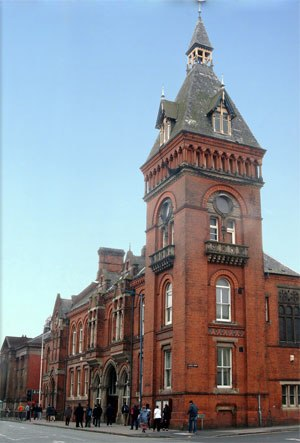 West Bromwich - Image: West bromwich town hall