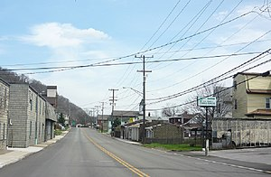 West Elizabeth, Pennsylvania - Fifth Street