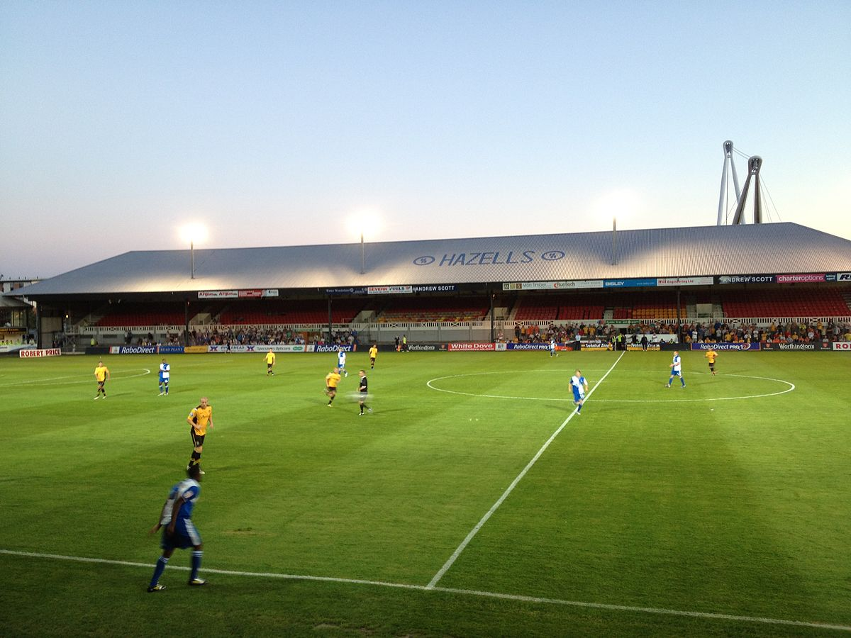 Image result for rodney parade stadium