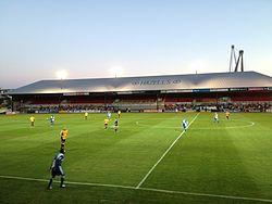 West Stand, Rodney Parade, Newport.jpg