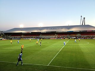 Rodney Parade Stadium in Wales