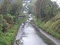 Wet road - geograph.org.uk - 564716.jpg