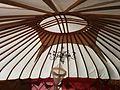 Whistlewood common Melbourne Derbyshire - the Yurt.jpg