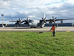 Wichita Falls native supports aircraft evacuation 131026-F-EL833-123.jpg