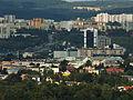 Widok na Kielce ze Stadionu - Góra Pierścienica -- 6.JPG
