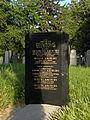 Wien-Simmering - Zentralfriedhof alte jüdische Abteilung - Grab von Siegmund Kauders und Familie.jpg
